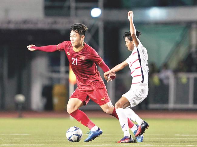 Đội hình ra sân U23 Việt Nam đấu UAE: