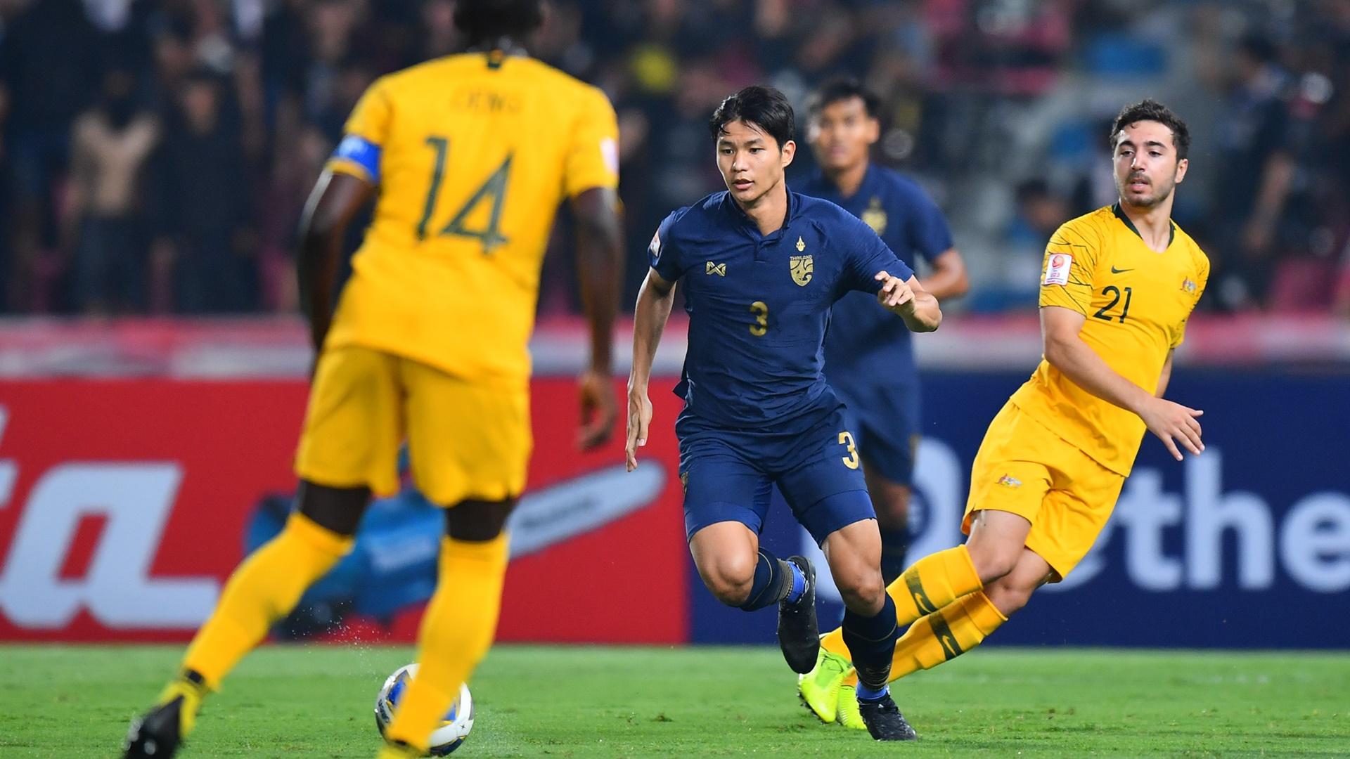 HLV Nishino ngậm ngùi, chỉ ra lý do U23 Thái Lan ôm hận trước Australia - Bóng Đá
