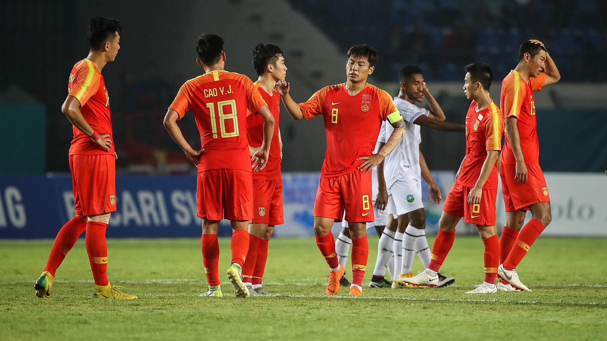 Báo Trung Quốc: Bị loại như U23 Trung Quốc có bao giờ hổ thẹn đâu - Bóng Đá