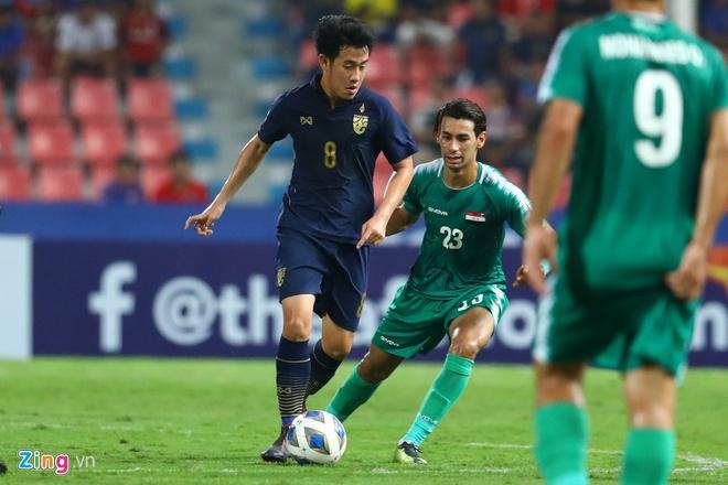 Sau trận U23 Thái Lan vs U23 Iraq, U23 Australia vs Bahrain - Bóng Đá