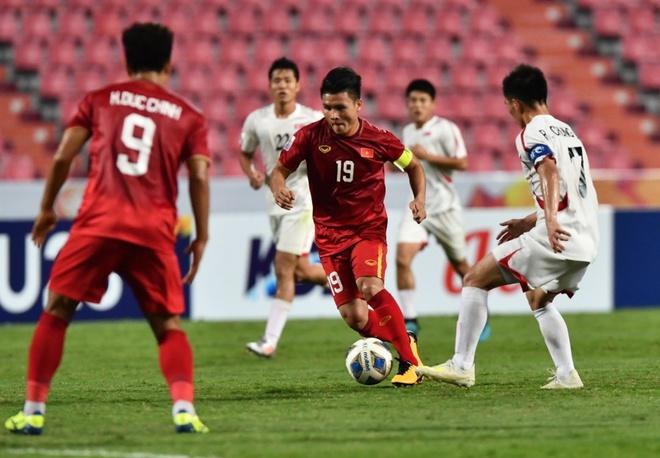 TRỰC TIẾP U23 Việt Nam 1-1 U23 Triều Tiên (Hiệp 2): Đức Chinh bỏ lỡ cơ hội - Bóng Đá