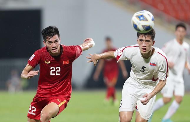 Tiến Linh thay mặt U23 Việt Nam xin lỗi NHM cả nước.