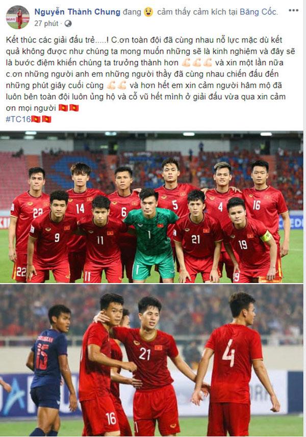 Lá chắn thép U23 Việt Nam nói lời ruột gan sau thất bại của đội nhà - Bóng Đá