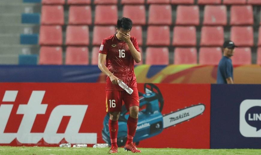 Tip.mobi tổng hợp: Lá chắn thép U23 Việt Nam nói lời ruột gan