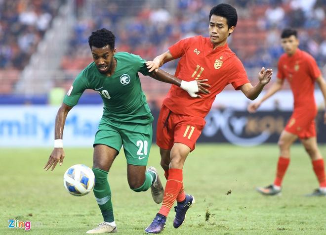 Sau trận Thái Lan vs Saudi Arabia - Bóng Đá