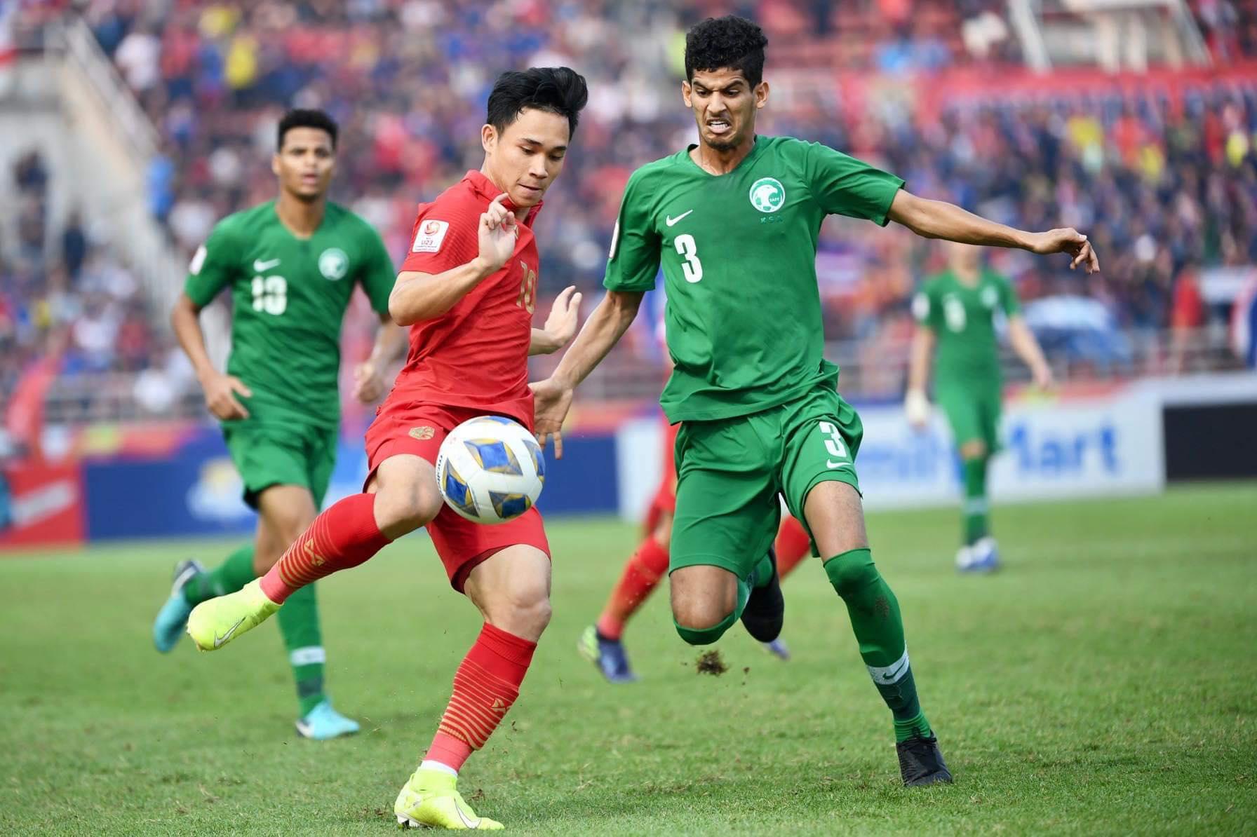 3 tử huyệt khiến U23 Thái Lan bị bật bãi khỏi VCK châu Á trên sân nhà - Bóng Đá