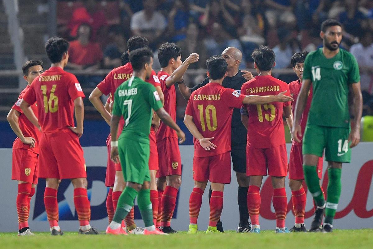 Voi chiến thua đau vì VAR, LĐBĐ Thái Lan cấp tốc gửi 3 kiến nghị tới AFC - Bóng Đá