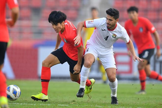 Sau trận U23 Hàn Quốc vs U23 Jordan - Bóng Đá