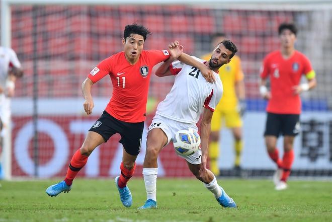 Bắt tay loại U23 Việt Nam, Jordan và UAE đã nhận