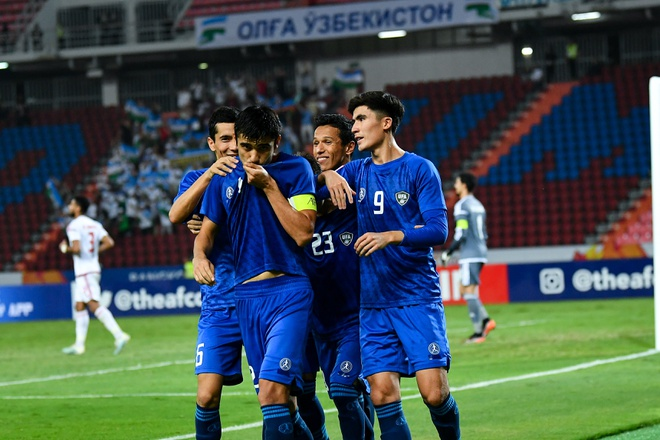 Sau trận U23 Uzbekistan vs UAE - Bóng Đá
