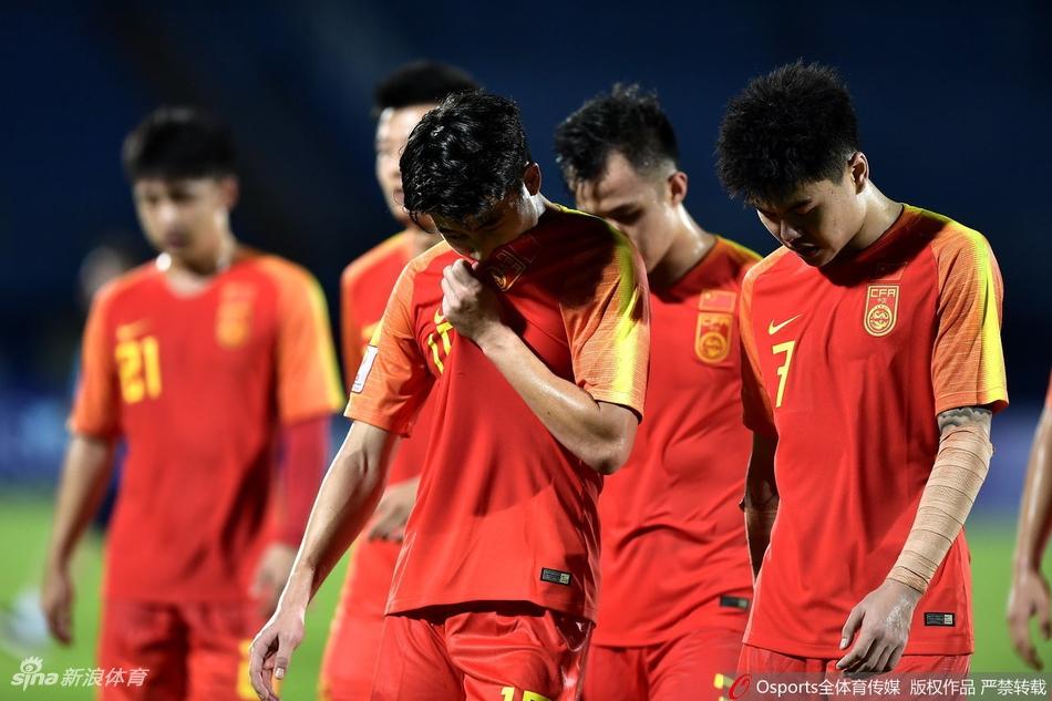 Thất bại ê chề ở VCK châu Á, U23 Trung Quốc phải làm việc