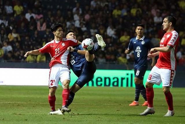 AFC gọi tên Công Phượng, xem anh là điểm sáng của CLB TP.HCM trận gặp Buriram - Bóng Đá