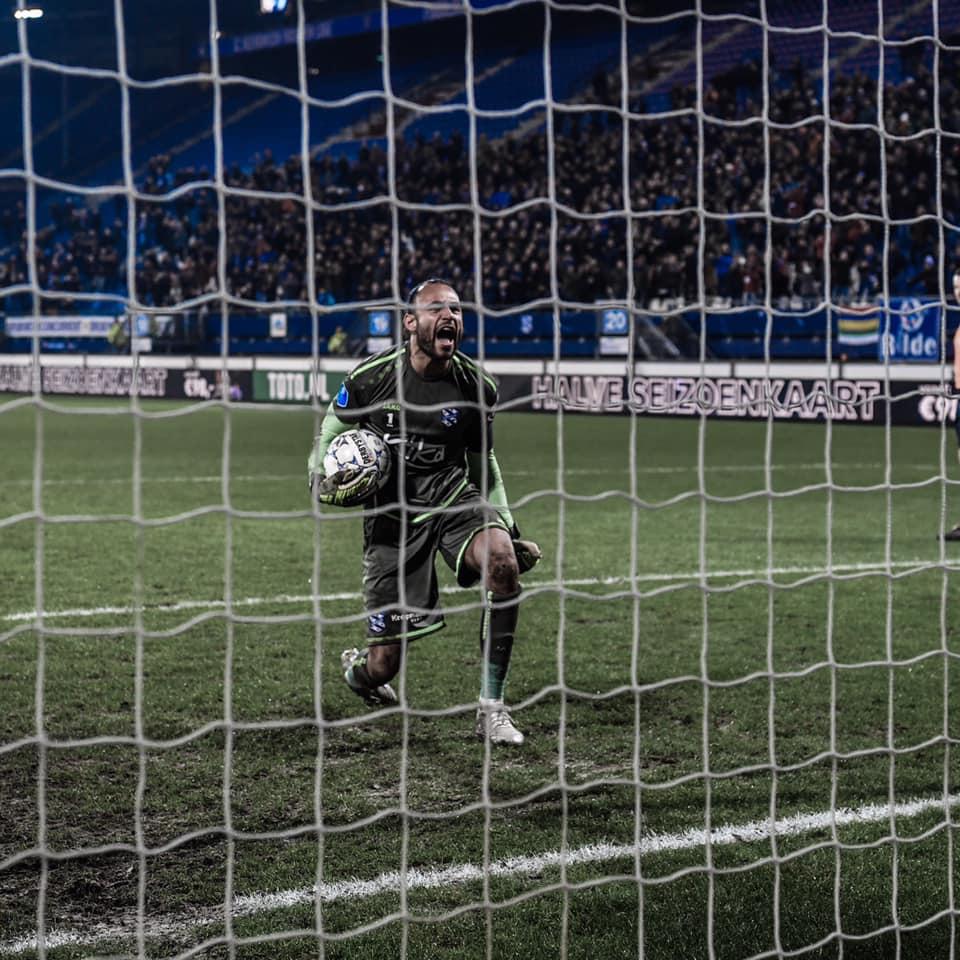 Đoàn Văn Hậu ngồi dự bị, SC Heerenveen đoạt vé dự Tứ kết Cúp Quốc gia - Bóng Đá