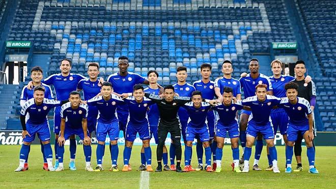 Vòng bảng AFC Cup 2020: TP.HCM dễ thở, Than Quảng Ninh vào bảng đấu khó khăn - Bóng Đá