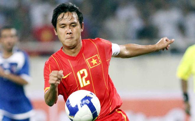 Top 10 chân sút ghi nhiều bàn nhất lịch sử ĐT Việt Nam: Sơn