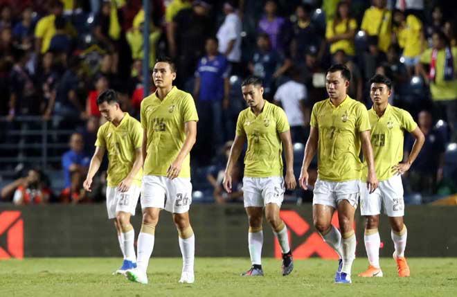 Vì 1 lý do, ĐT Thái Lan đứng trước nguy cơ bị FIFA trừng phạt - Bóng Đá