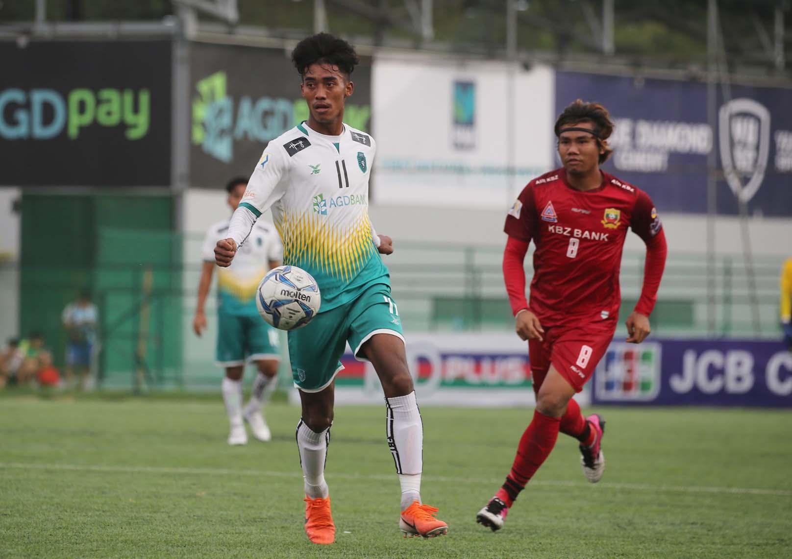 Sao Yangon United: CLB TP.HCM là đội bóng mạnh nhất bảng - Bóng Đá