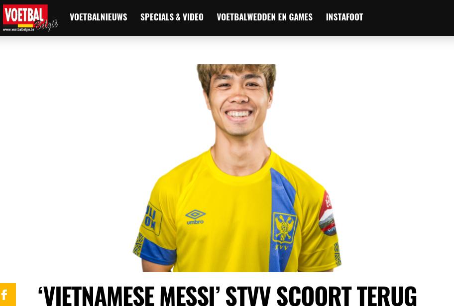 Báo Bỉ: Rời STVV không lâu,
