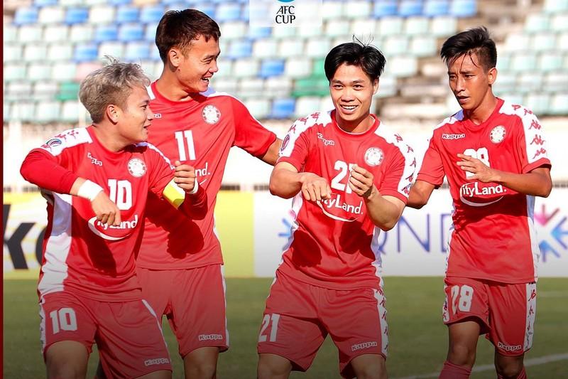 Báo châu Á chỉ ra cái tên xuất sắc nhất CLB TP,HCM trong trận hoà Yangon - Bóng Đá