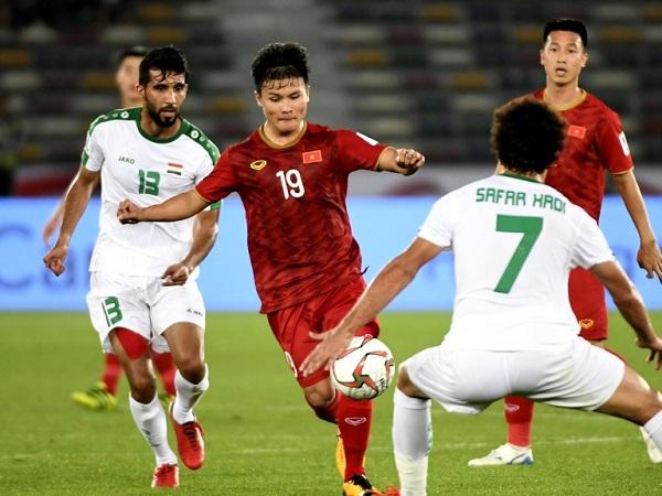 Vì 1 lý do, ĐT Iraq yêu cầu tạm hoãn trận giao hữu với ĐT Việt Nam - Bóng Đá