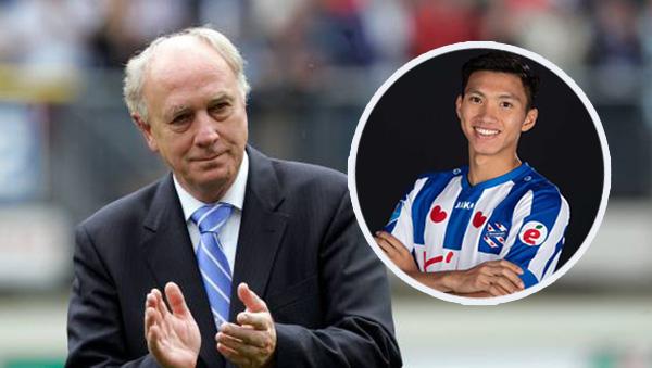 Chủ tịch danh dự SC Heerenveen: