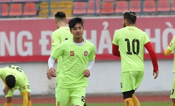 Martin Lo báo hung tin cho CLB Hải Phòng trước thềm V-League 2020 - Bóng Đá