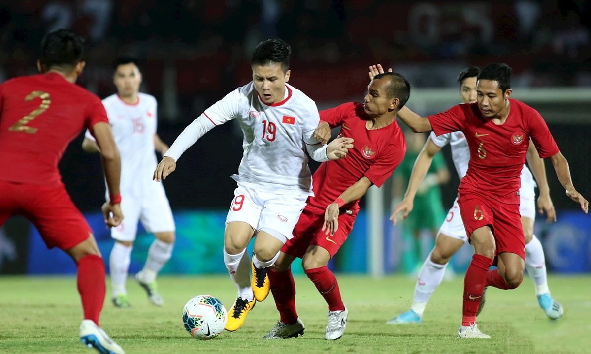 Báo Indo: Tim Garuda sẽ phá bĩnh giấc mơ World Cup của ĐT Việt Nam - Bóng Đá