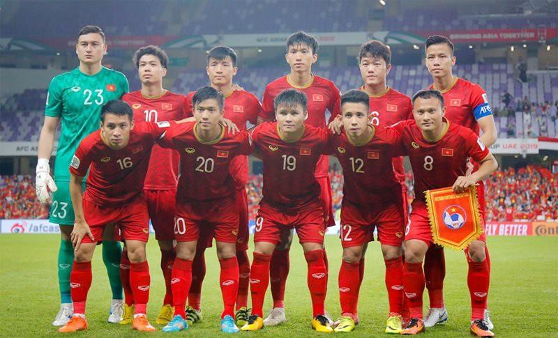 ĐT Việt Nam bỏ xa Thái Lan 19 bậc trên BXH FIFA tháng 2/2020 - Bóng Đá