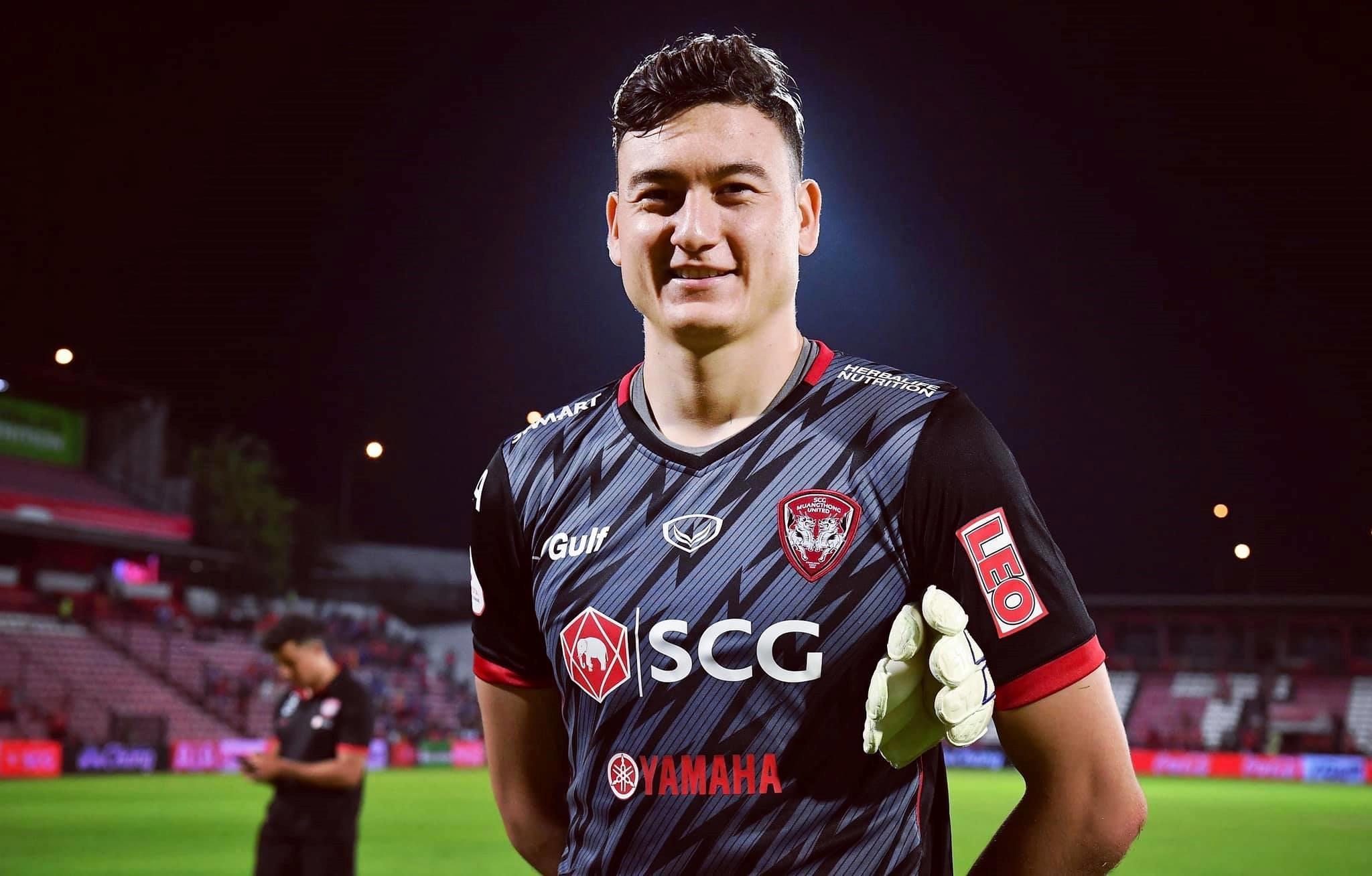 Đặng Văn Lâm được Thai-League vinh danh sau vòng đấu đầu tiên - Bóng Đá