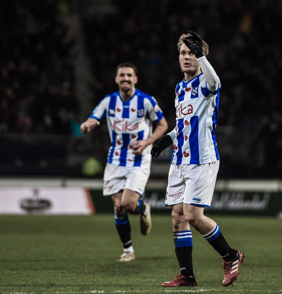 Đoàn Văn Hậu dự bị trận thứ 18, SC Heerenveen thoát hiểm nghẹt thở trên sân nhà - Bóng Đá