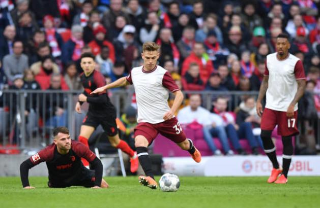 Muller khai pháo, Bayern tiếp tục xây chắc ngôi đầu Bundesliga - Bóng Đá