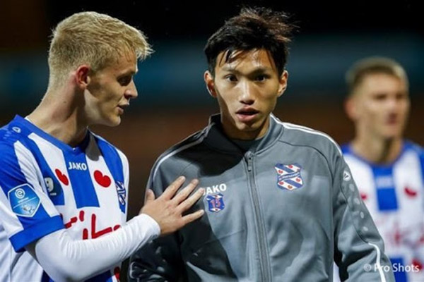 Vắng Đoàn Văn Hậu, Jong Heerenveen đứt mạch 6 trận toàn thắng - Bóng Đá