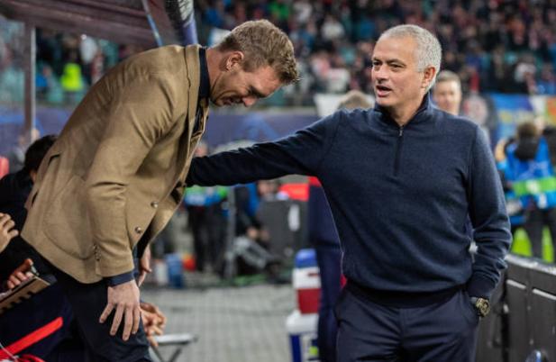 Jose Mourinho và 50 sắc thái ở trận thua Leipzig: Thần thờ và bất lực - Bóng Đá