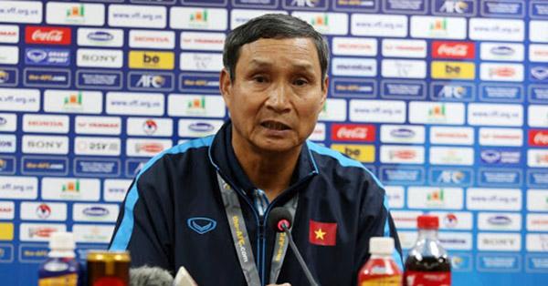 Lỗi hẹn với Olympic 2020, HLV Mai Đức Chung vẫn khen ngợi ĐT Việt Nam