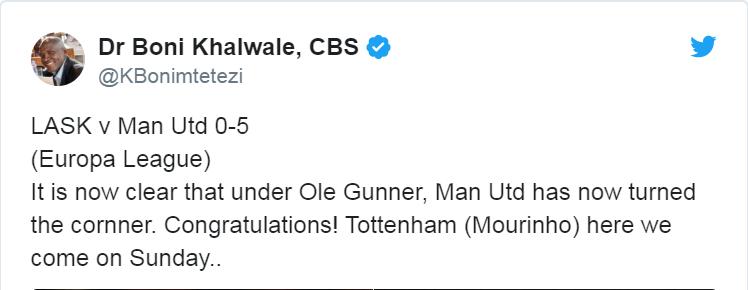 Fan Man Utd: Nào, hãy mang Mourinho và Tottenham đến đây! - Bóng Đá