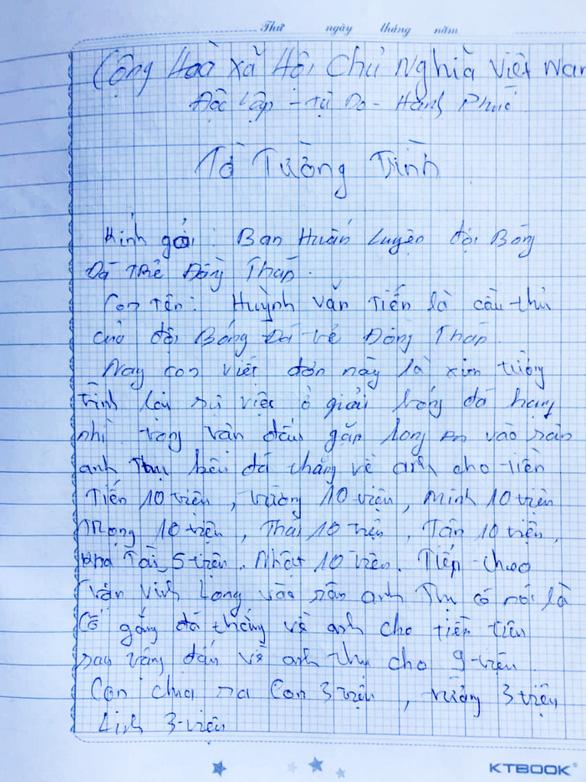 10/11 cầu thủ dính tiêu cực, bóng đen phủ kín lứa U21 Đồng Tháp - Bóng Đá