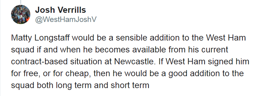 CĐV West Ham: