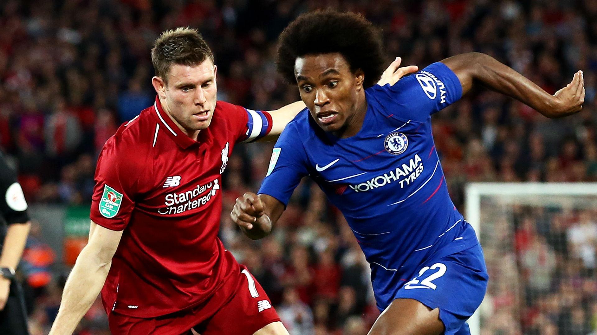 Willian đăng đàn, nói thẳng về sức mạnh của Liverpool - Bóng Đá