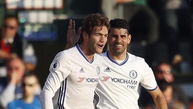 Marcos Alonso: Tôi ước gì anh ấy vẫn còn thi đấu cho Chelsea - Bóng Đá