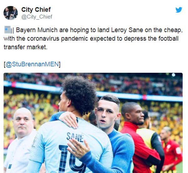 CĐV Man City: