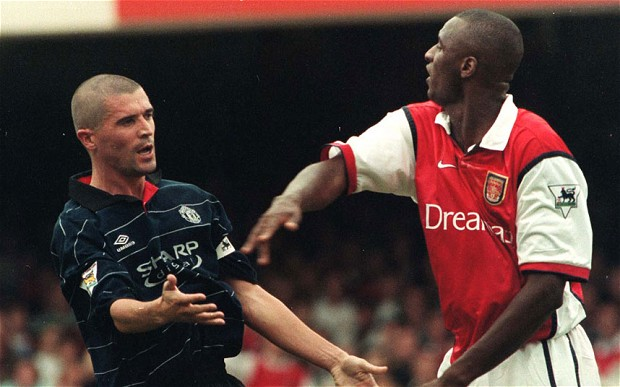 Mikael Silvestre reveals who would win in a boxing match between Roy Keane and Patrick Vieira - Bóng Đá