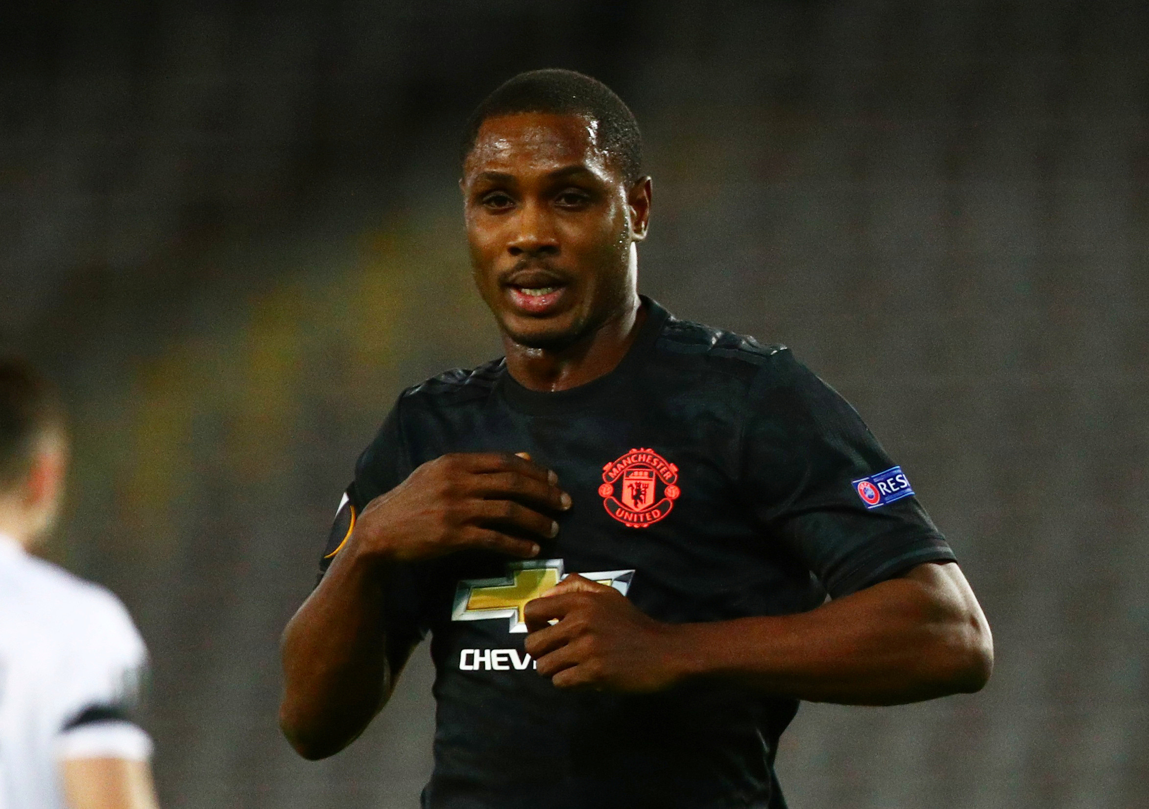 Odion Ighalo reveals class message from Arsenal legend Nwankwo Kanu after Manchester United move - Bóng Đá