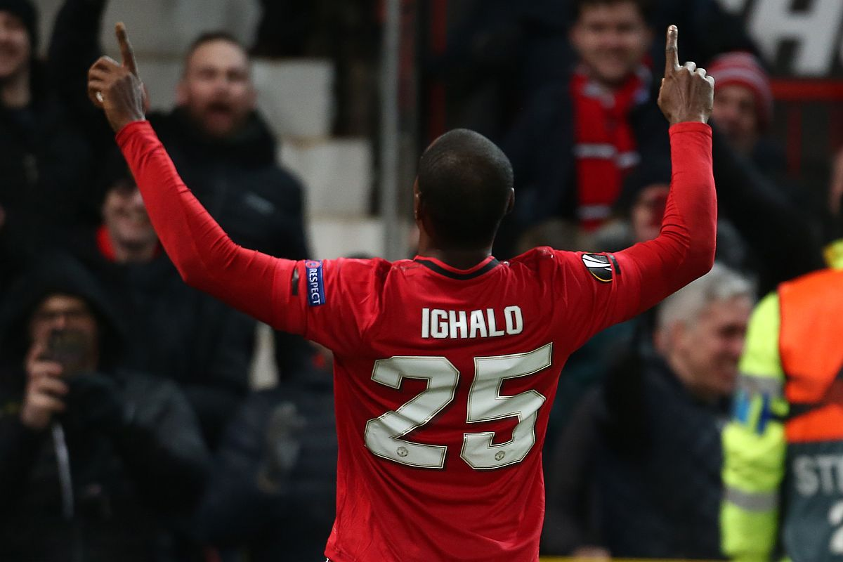 Đã rõ lý do Odion Ighalo lựa chọn số áo 25 tại Man Utd - Bóng Đá