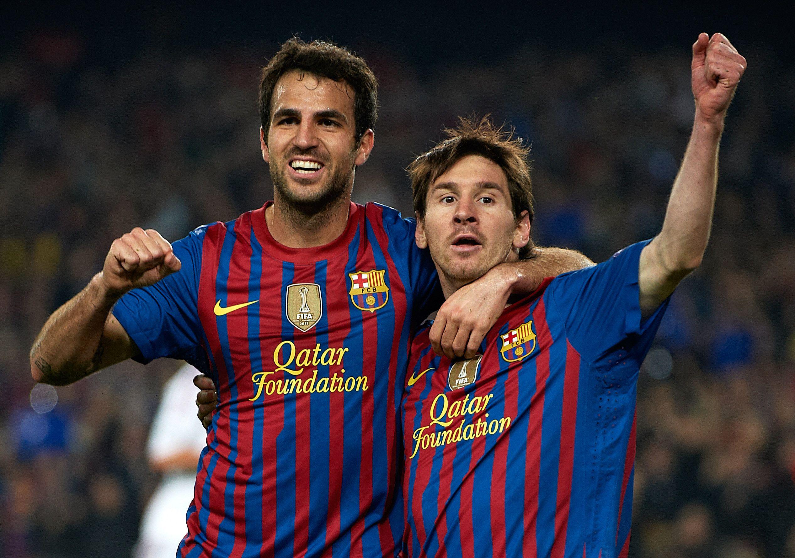 Cesc Fabregas: Tôi cam đoan cậu ấy sẽ kết thúc sự nghiệp tại Barcelona - Bóng Đá