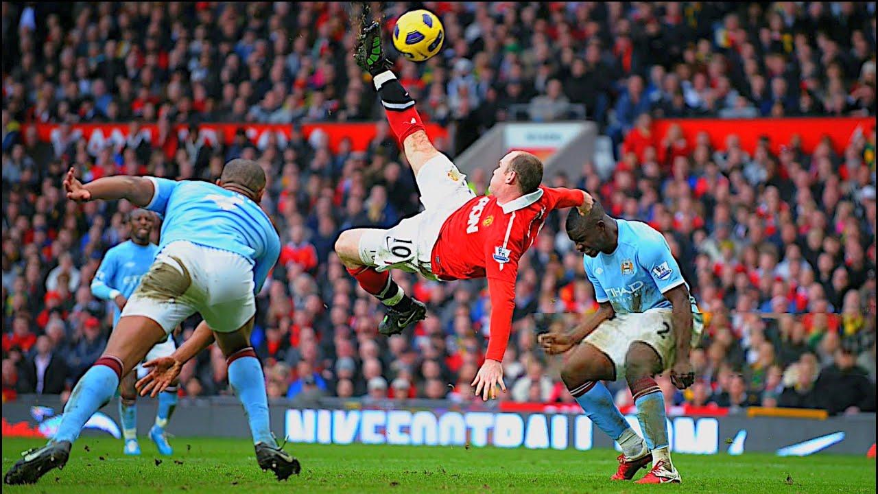 Wayne Rooney: Siêu phẩm vào lưới Man City chưa phải là bàn thắng đẹp nhất - Bóng Đá