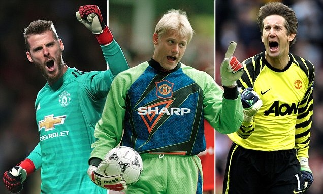Paul Scholes names Peter Schmeichel as the best goalkeeper he played with at Manchester United - Bóng Đá
