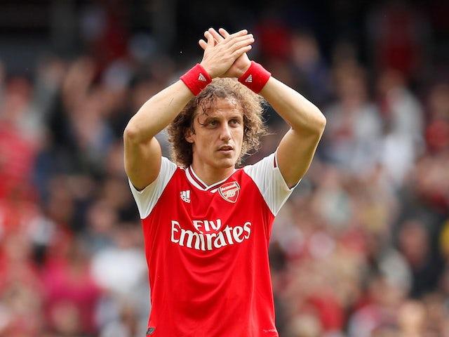 David Luiz: Nếu rời Arsenal, tôi ước sẽ được đầu quân cho CLB ấy - Bóng Đá