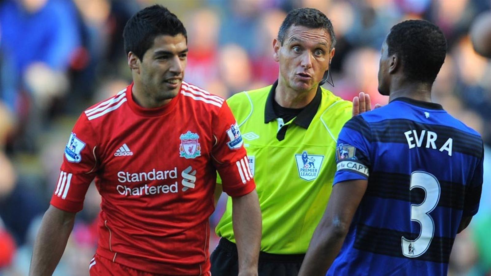 Sau tất cả, Evra nhận điều đặc biệt từ Liverpool sau scandal với Suarez - Bóng Đá