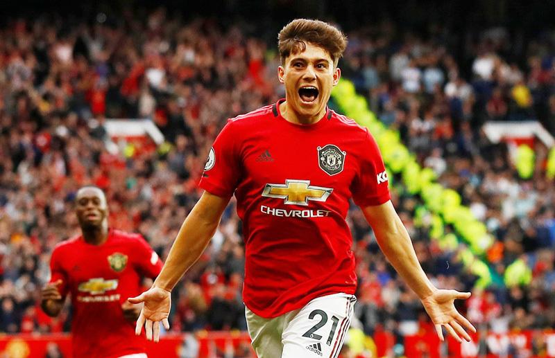 Daniel James: Tôi luôn học hỏi ông ấy để trở thành trụ cột tại Man Utd - Bóng Đá