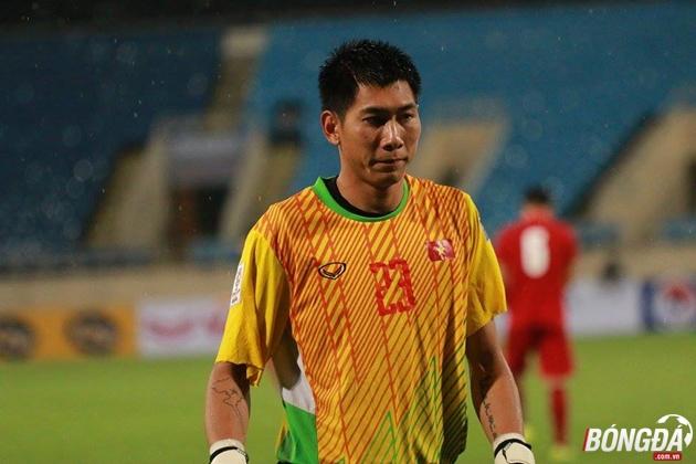 Đã rõ lý do thủ môn số 2 của ĐT Việt Nam chia tay Sanna Khánh Hoà - Bóng Đá